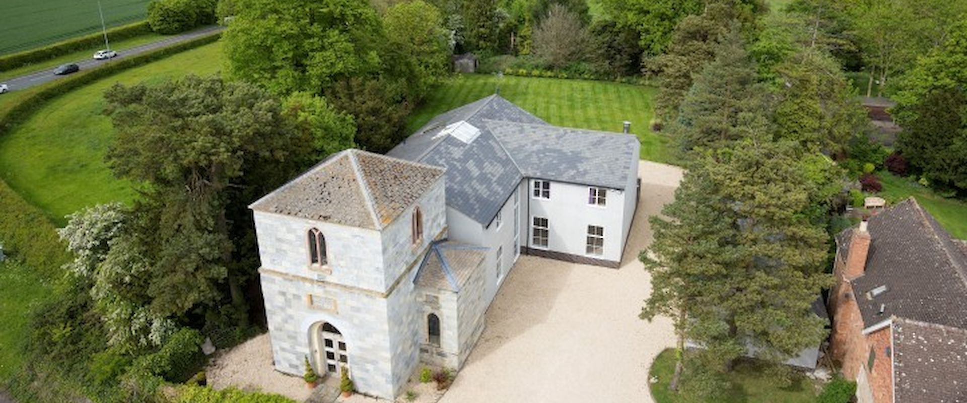 Detached House in Ettington<