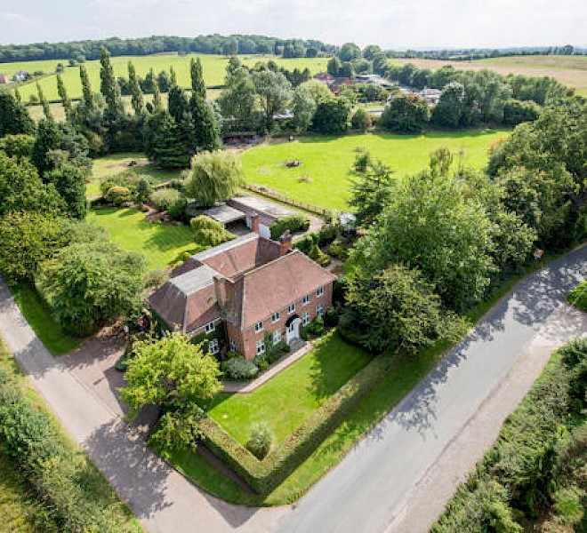 Property in Wootton Wawen